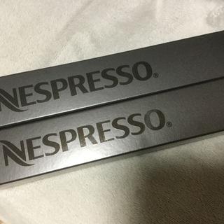 ネスプレッソ コーヒーカプセル20個です