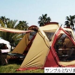 キャンプ・アウトドア・テント・スノーピーク ランドブリーズ・リビ...