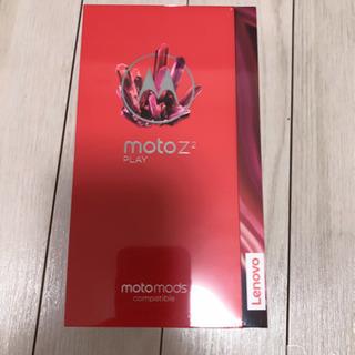 ※ラスト1セットとなりました【半額】Moto Z2 Play モ...