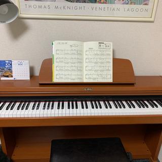 らくらくピアノ教室(定期講座) 受講生募集