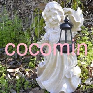 オーナメント・置物・ガーデン・インテリア・バラの妖精・ソーラーライト