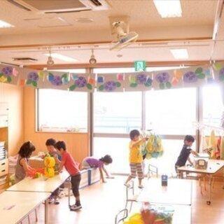 【認可保育園の保育補助】平日9:00~16:30固定時間勤務の認可...