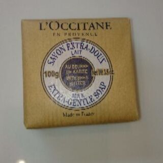 L'OCCITANEソープの画像