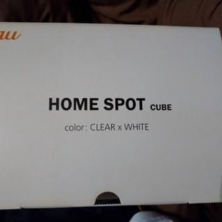 au HOME SPOT CUBE ホームスポットキューブ PXH...