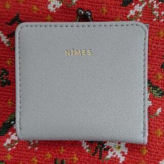 未使用!NIMES 二つ折り財布