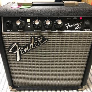 【値下げ断行】Fender USA 10W ギターアンプ
