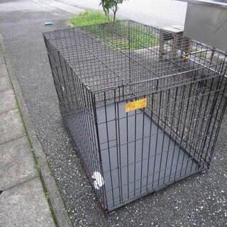 !犬小屋 ゲージ 92×64×64センチ