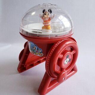 手動式かき氷機 ディズニーミッキー