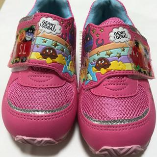*交渉中* アンパンマン 靴 ピンク 15cm