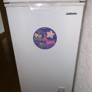 冷凍庫60L