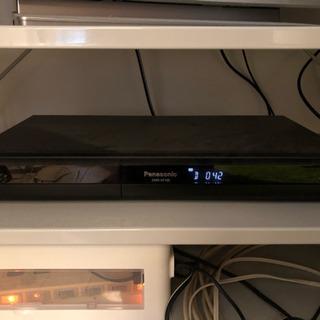 パナソニック DVDレコーダー DMR-XE100