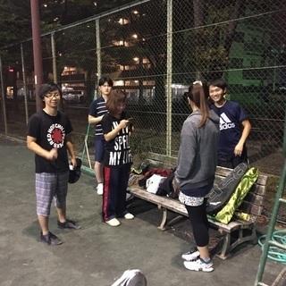 テニスを湘南でテニスしましょう!中級・上級の方募集!