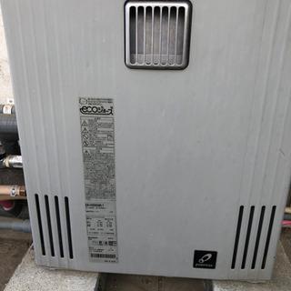 ガス湯沸かし器   ECOジョーズ