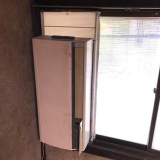 【無料】窓用クーラー  シャープ製  AV-D16B   1995年製