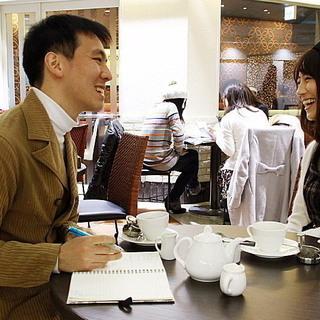 大阪のカフェで格安英会話レッスン(難波、天下茶屋、堺東、北野田、金...