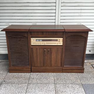高級家具調オーディオ東芝AUREX AP-1400