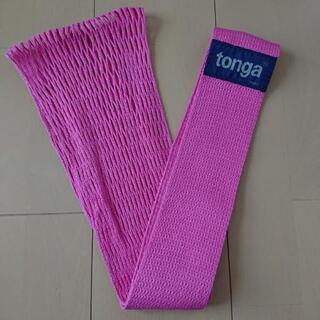 値下 美品 トンガ tonga 抱っこひも スリング ベビー用品 ...