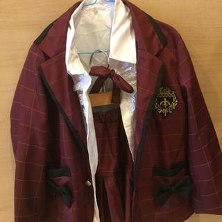 130子供服スーツセット