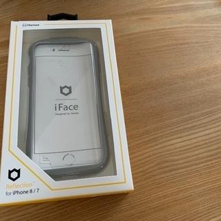 値下げ☺︎ iFace Reflection グレー 新品【iP...