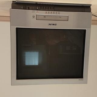ソニートリニトロンテレビ・ビデオ21型