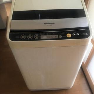 6キロ洗い全自動洗濯機