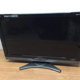 シャープ 32V型 液晶 テレビ AQUOS LC-32SC1-B