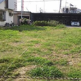 空き地、駐車場の管理【草むしり・草刈り】