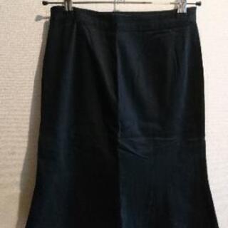 MICHEL KLEIN 黒 スカート