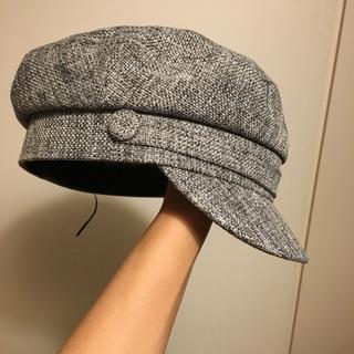 帽子 二回短時間着用