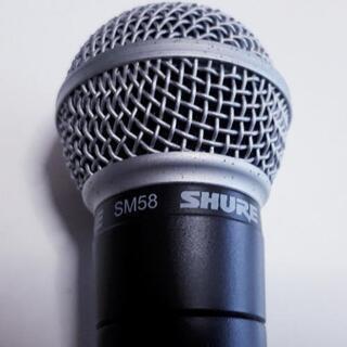 ※終了※【中古(USED)】SHURE SM58 マイク ド定番...