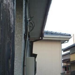 😺無料で家のリフォーム、塗装オッケーも☆台風、風、雨、地震…