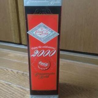 限定!2000年コカ・コーラのビン