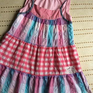 110 女の子 夏服