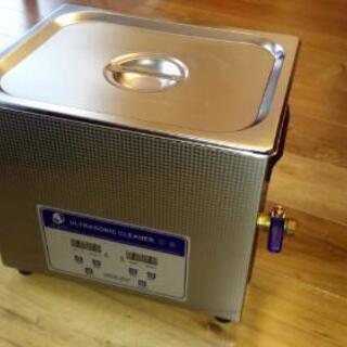SKYMEN超音波洗浄器JP-040S 業務用も家庭用も(新品並み)