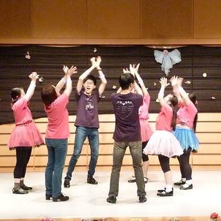 【渋谷・新宿】初めてのタップダンス バリアフリークラス