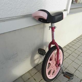 一輪車16インチ 女の子用 アウトレットモノハウス屯田店