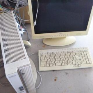 デスクトップパソコンあげます。