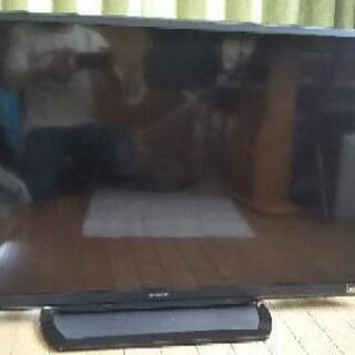 AQUOS 46インチ液晶テレビ