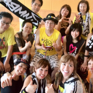 Dance &ZUMBA fitness仲間募集❣️