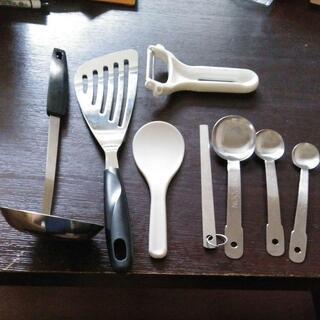 キッチン道具セット