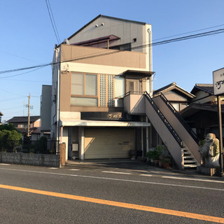 貸店舗 21坪 テナント★県道沿い★大型スーパー向かい