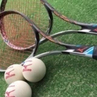 大洲市でソフトテニスできる人募集