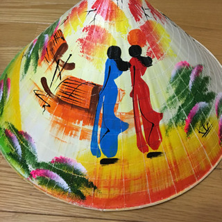 ベトナム帽子ノーラン