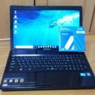 【新品SSD 240GB 搭載】高性能core i5 レノボ W...