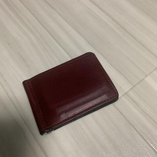 マネークリップ、革財布 【ミニマリスト】