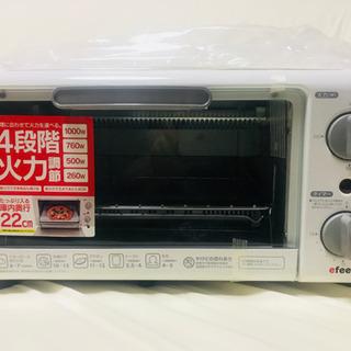 【未使用】アイリスオーヤマ  オーブントースターEOT-1000