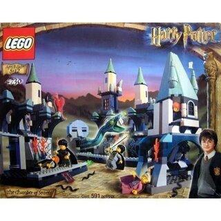 【未開封・未使用】LEGO レゴ ハリー ポッター 4730 秘...