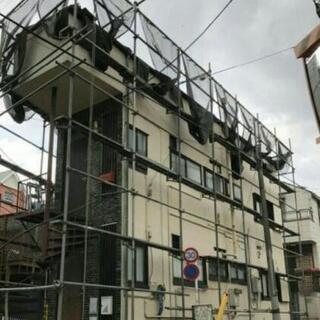 足場組み立て、外壁塗装、住宅リフォーム全般承ります