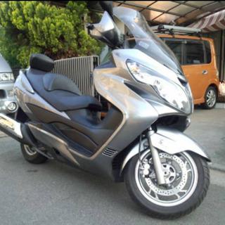 スズキ スカイウェイブ cj46 Ltd. 250cc 不良