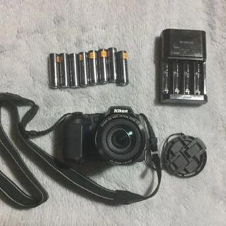 デジカメ Coolpix L810